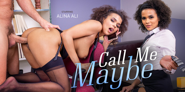 Call Me Maybe VR Porn Video