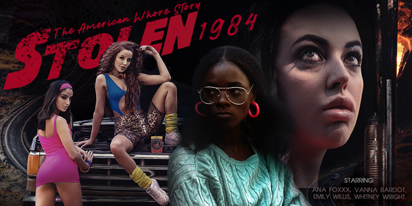 STOLEN: The American Whore Story 1984 VR Porn Video