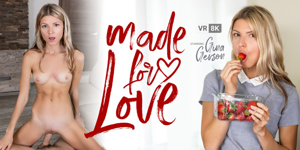 Made For Love VR Porn Video